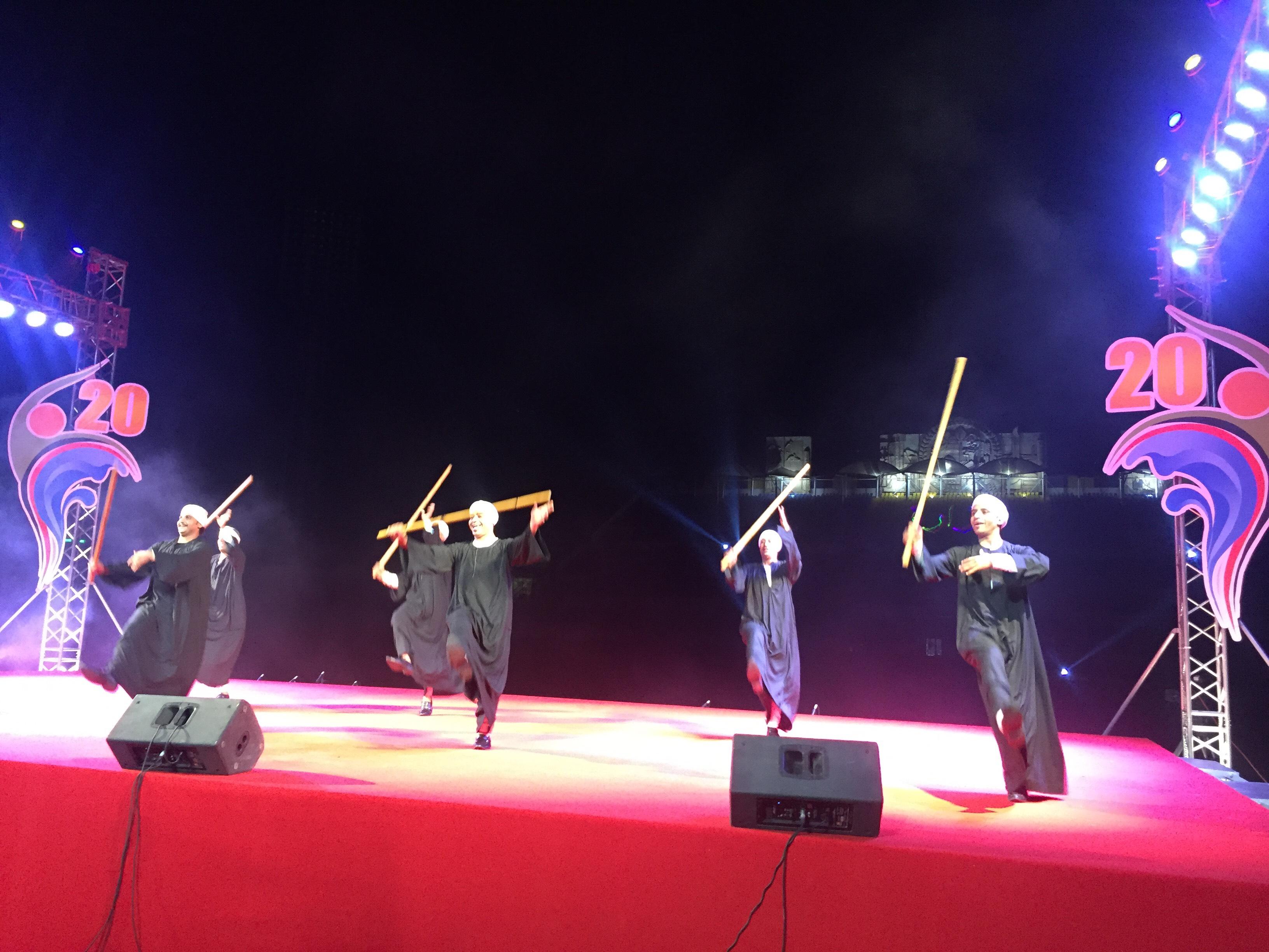 مهرجان الإسماعيلية الدولى العشرين للفنون الشعبية (2)