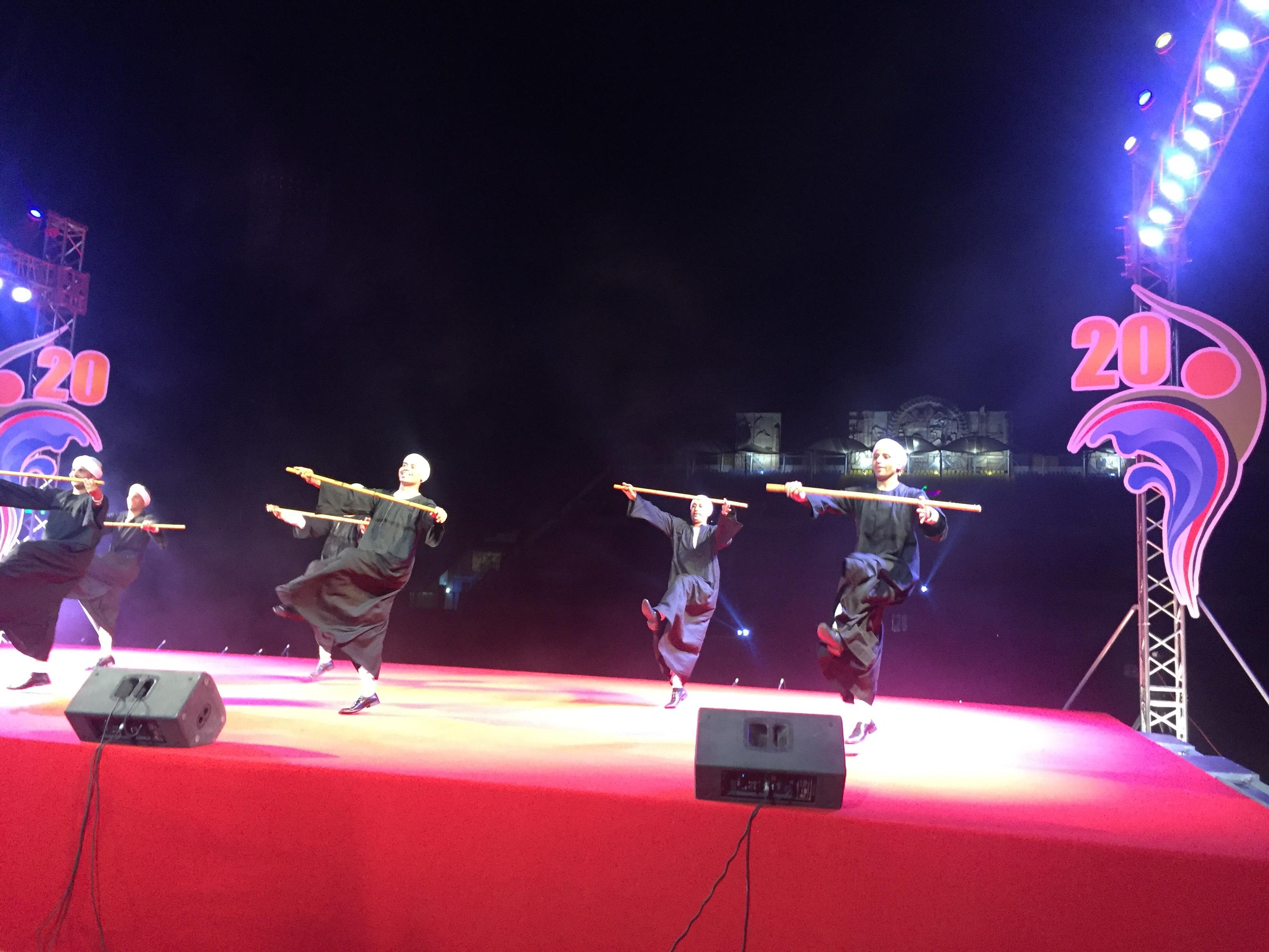 مهرجان الإسماعيلية الدولى العشرين للفنون الشعبية (1)
