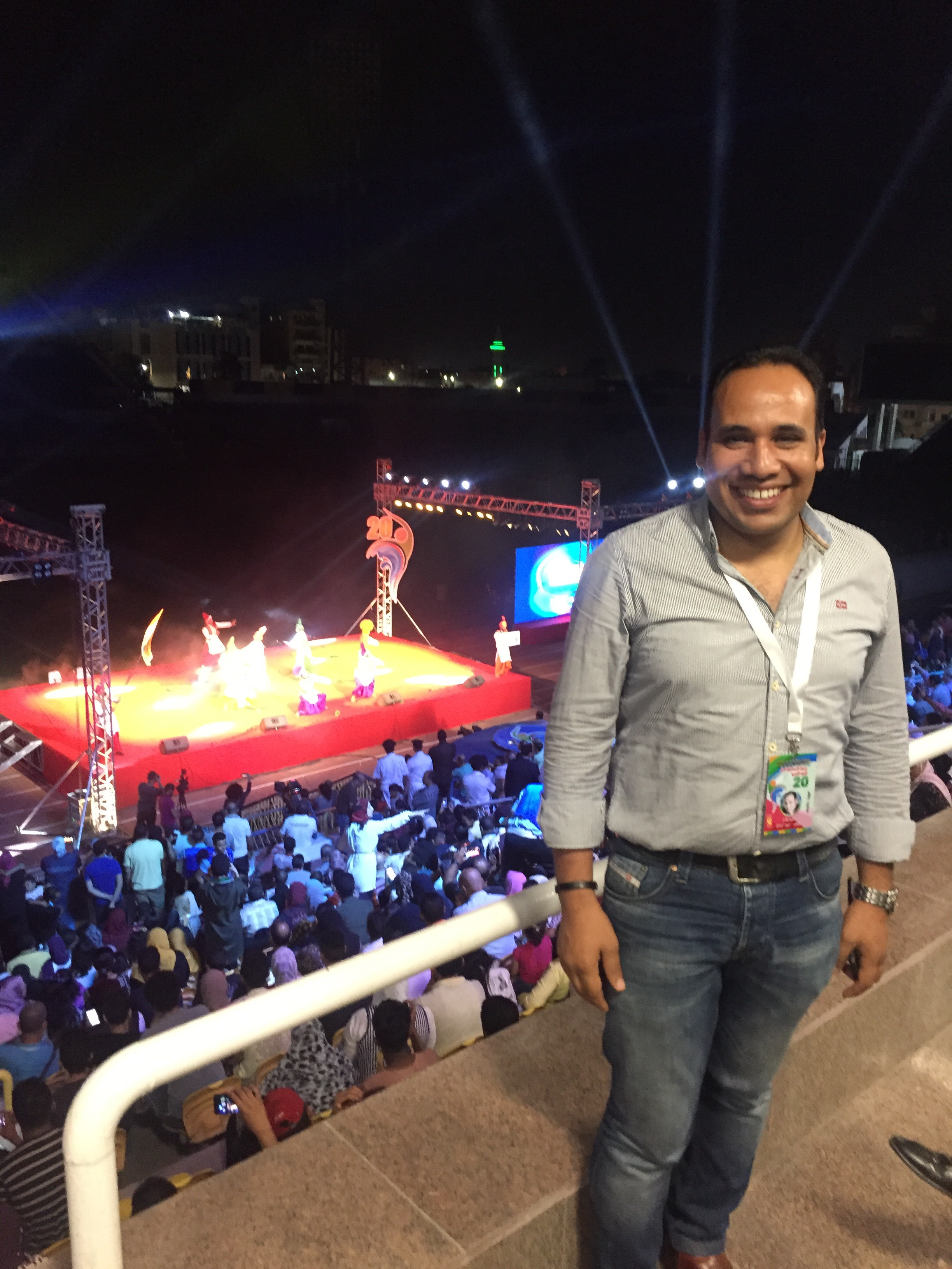 مهرجان الإسماعيلية الدولى العشرين للفنون الشعبية (11)