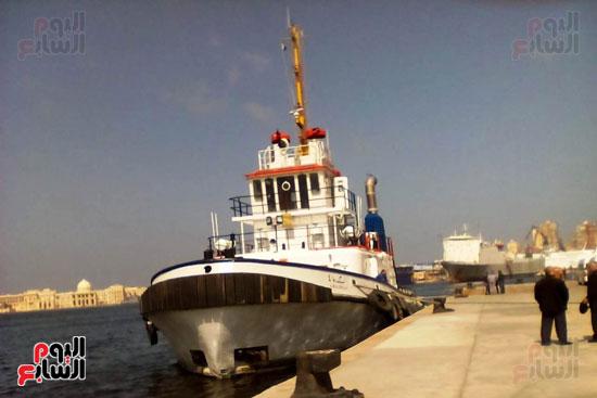 مشروعات ميناء الاسكندرية (3)