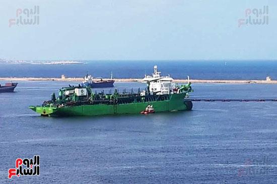 مشروعات ميناء الاسكندرية (1)