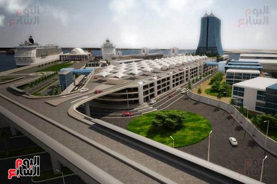 مشروعات ميناء الاسكندرية (19)