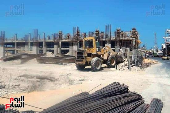 مشروعات ميناء الاسكندرية (11)