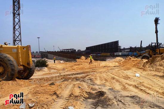 مشروعات ميناء الاسكندرية (2)