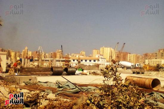 مشروعات ميناء الاسكندرية (12)