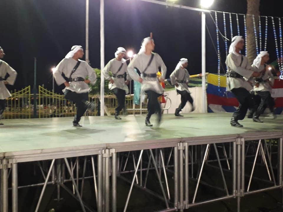 13-عروض مهرجان الفنون الشعبية