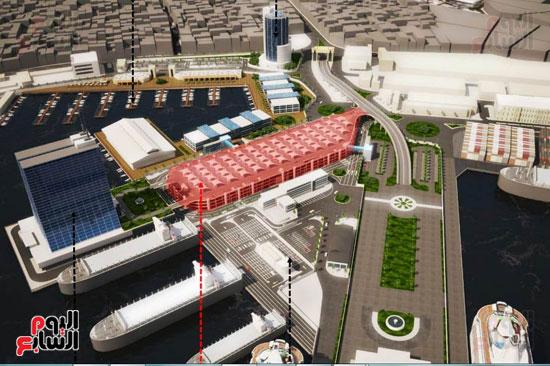 مشروعات ميناء الاسكندرية (5)