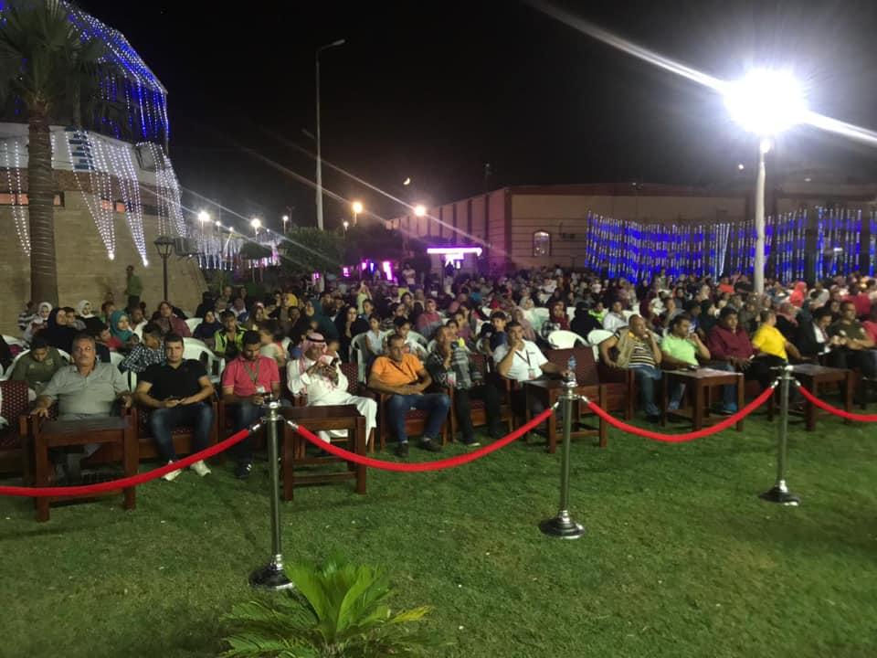 8-عروض مهرجان الفنون الشعبية