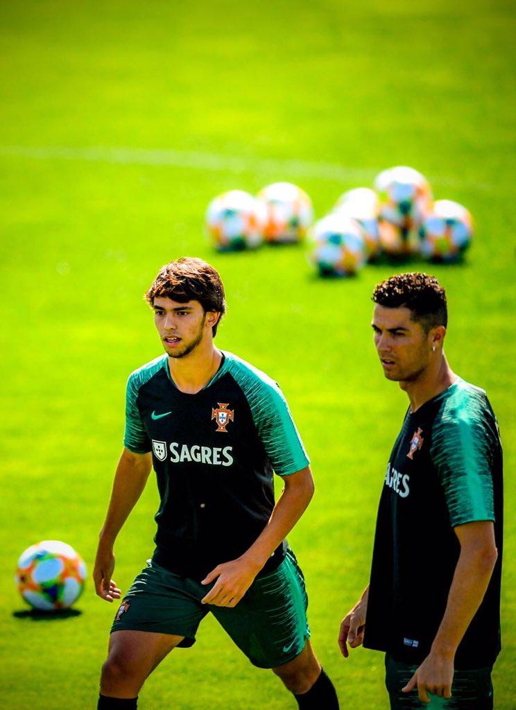 تدريبات منتخب البرتغال