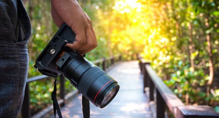 صفات شخصية عن المصور المحترف