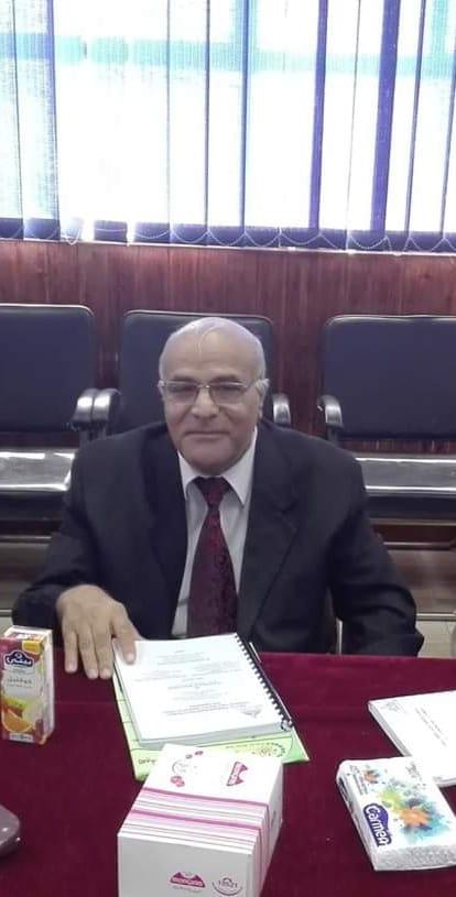 العالم المصرى أبو بكر عبدالمنعم رمضان المتوفى فى المغرب