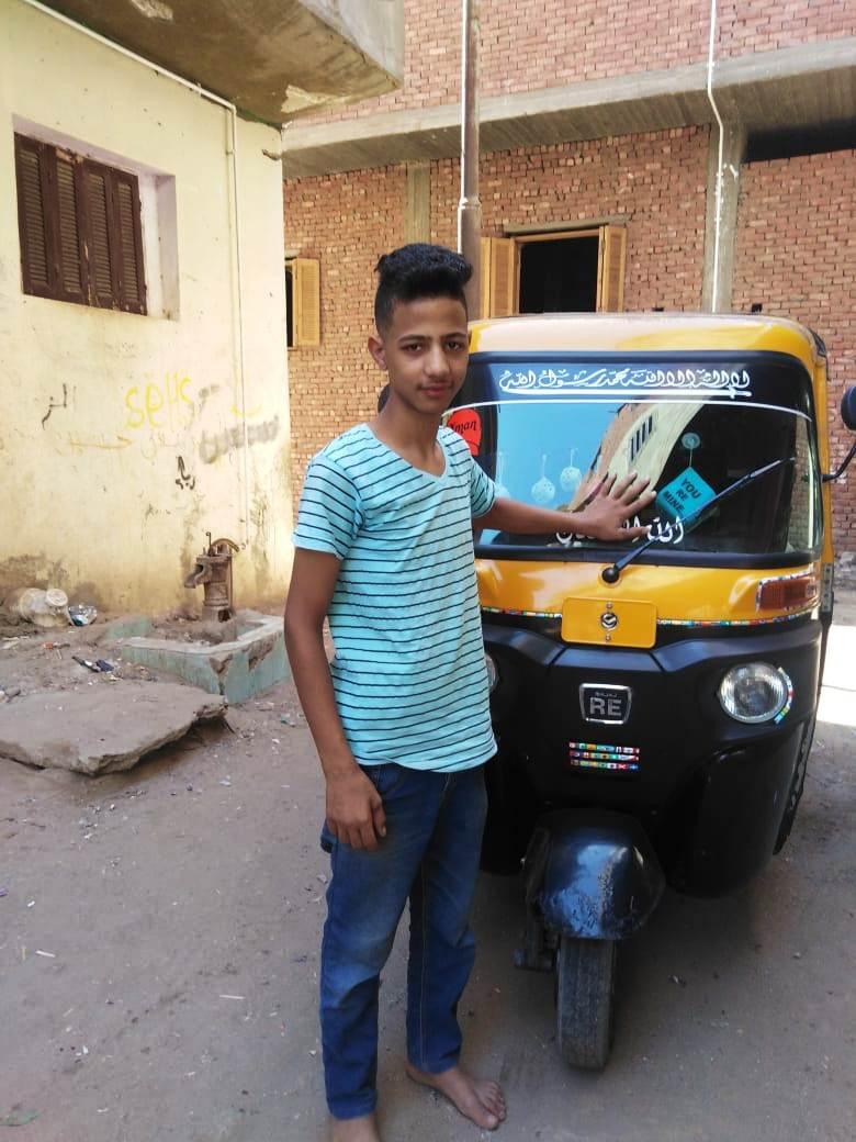 سائق التوكتوك (1)