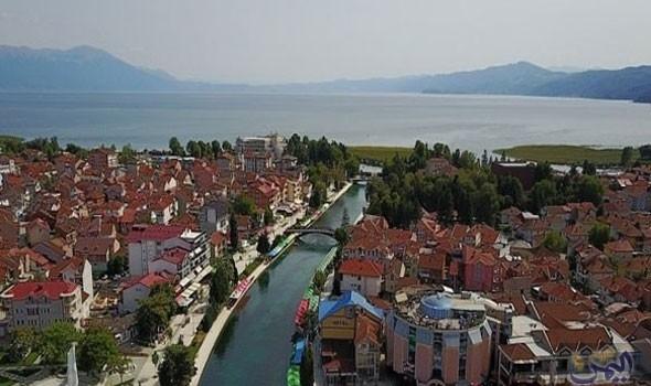 جبال مقدونيا