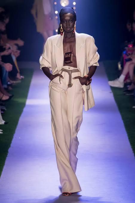 عرض أزياء brandon maxwell  (4)