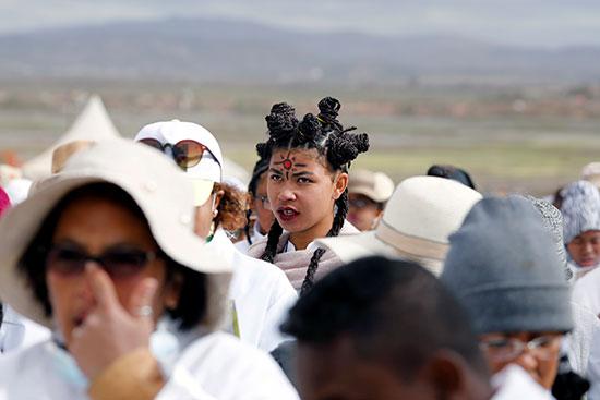 مواطنو مدغشقر