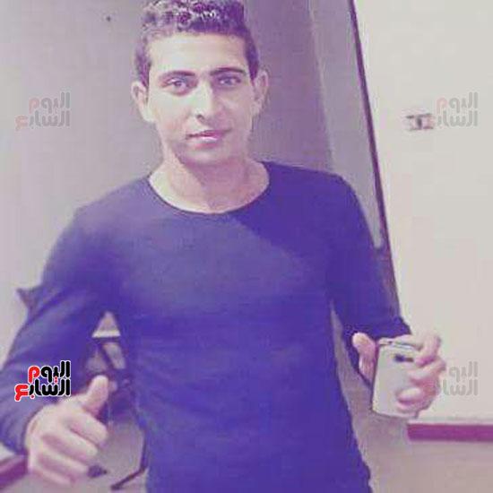 عبد الله أحد ضحايا التوك توك