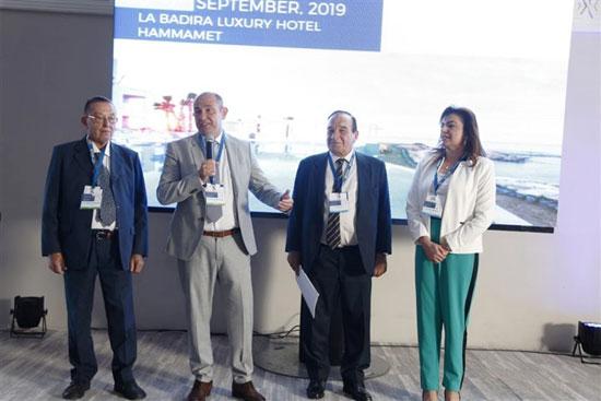 جامعة مصر بالمؤتمر العالمى لتطبيقات الليزر فى طب الأسنان بتونس (3)