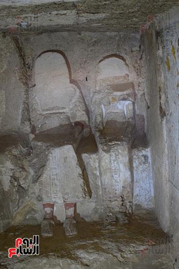 اليوم-السابع-داخل-مقبرتي-رع-يا-ونياي-بجبل-ذراع-أبوالنجا-بالأقصر-(28)