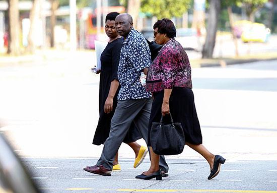 مواطنون من زيمبابوى