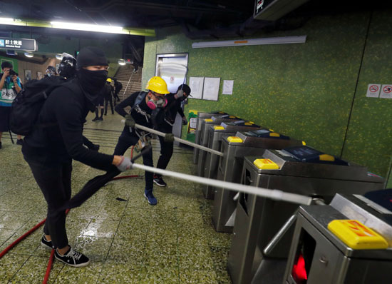 اعمال الشغف فى هونج كونج