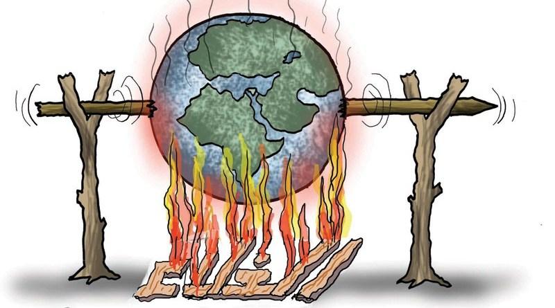 كاريكاتير عمان