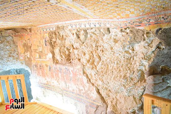 اليوم-السابع-داخل-مقبرتي-رع-يا-ونياي-بجبل-ذراع-أبوالنجا-بالأقصر-(18)