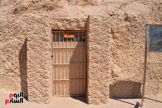 اليوم-السابع-داخل-مقبرتي-رع-يا-ونياي-بجبل-ذراع-أبوالنجا-بالأقصر-(2)