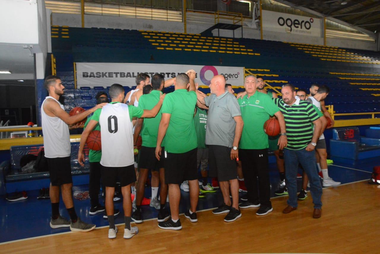 تدريب السلة فى لبنان