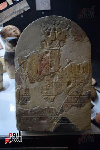 شاهد-مقتنيات-ساحرة-أخرجتها-البعثة-الآثرية-المصرية-الأمريكية-من-مقابر-العساسيف-(8)