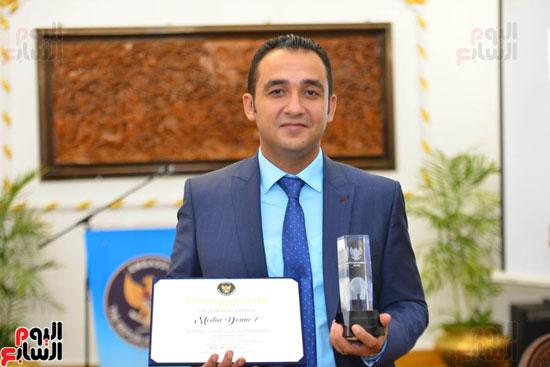 حفل السفير الاندونيسى وتوزيع الجوائز لليوم السابع (18)