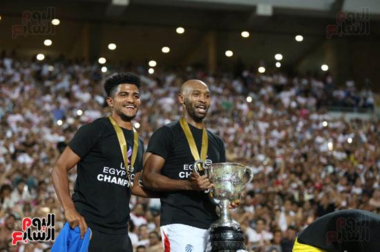 الزمالك بطل كأس مصر (2)