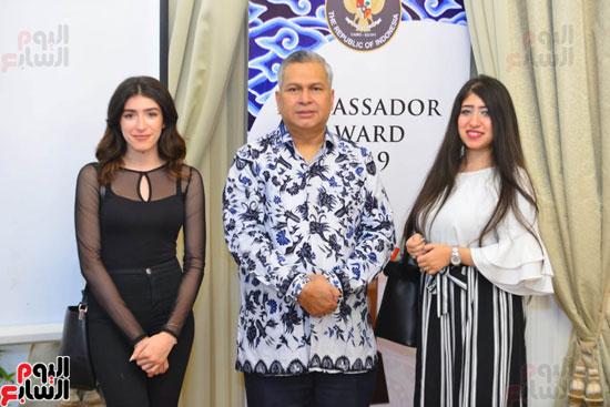 حفل السفير الاندونيسى وتوزيع الجوائز لليوم السابع (6)