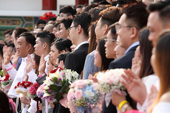 زواج جماعى فى ماليزيا