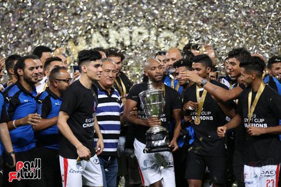 الزمالك بطل كأس مصر (3)