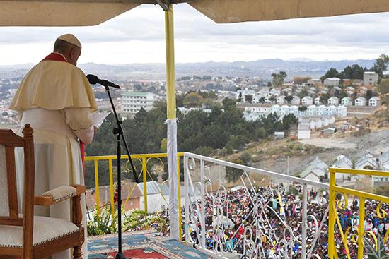 كلمة البابا