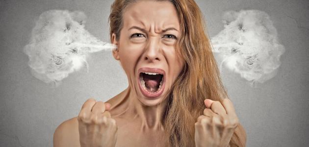 أسباب شعور برج الجدى بالغضب