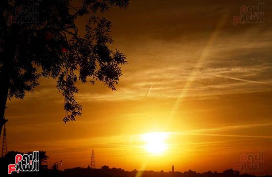 اشراقه الشمس