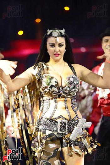 الراقصة صافينار