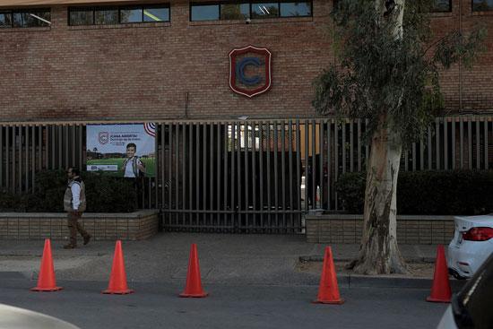 المدرسة فى المكسيك
