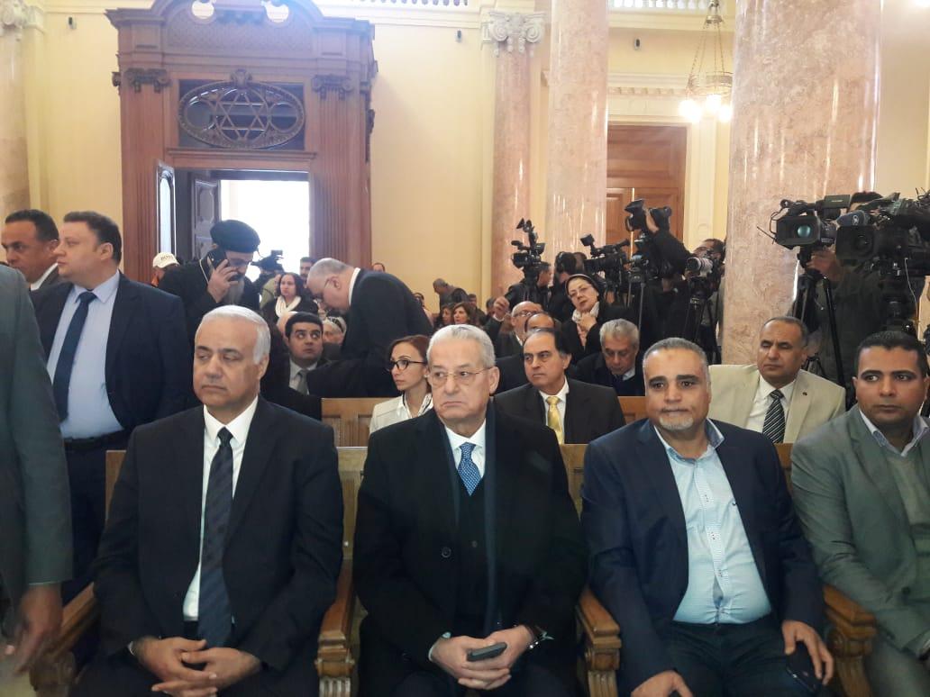 نتيجة بحث الصور عن وزير السياحة يفتتح المعبد اليهودي في الإسكندرية