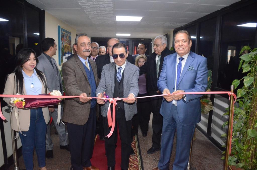تدشين إطلاق اسم الدكتور عبد المنعم عمارة على قاعة المؤتمرات الكبرى بديوانعام محافظة الإسماعيلية (14)