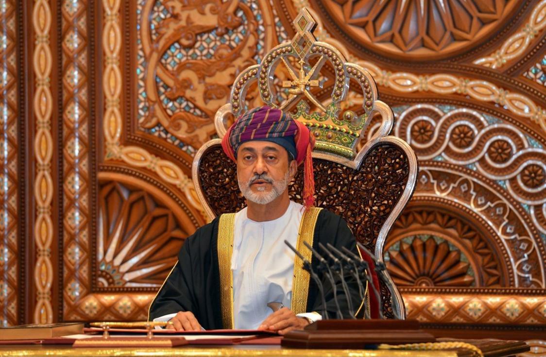 السلطان هيثم بن طارق آل سعيد سلطان عمان