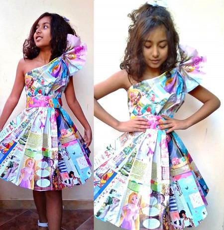فستان من قصص الاطفال