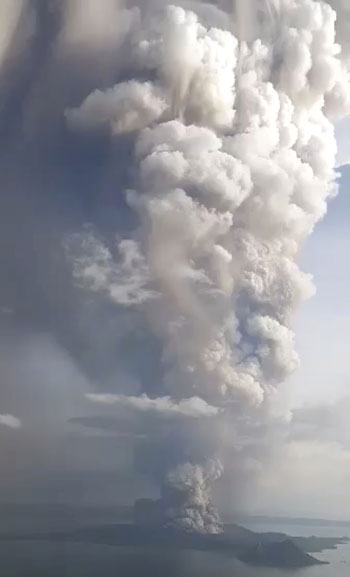 بركان-الفلبين-2