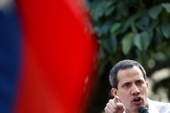 زعيم-المعارضة-الفنزويلى-خوان-جوايدو