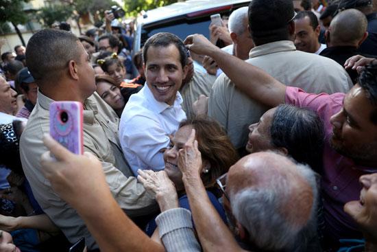 خوان-جوايدو-زعيم-المعارضة-الفنزويلية
