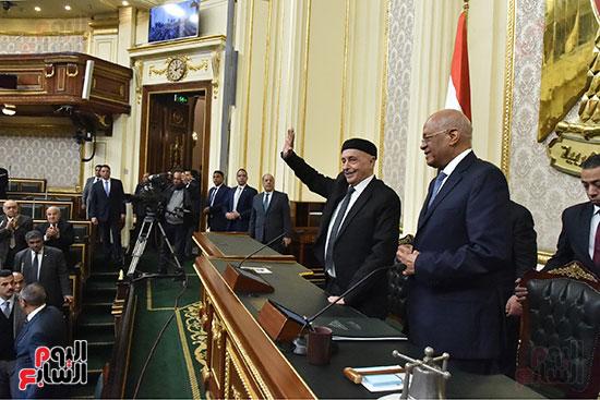 رئيس البرلمان الليبى