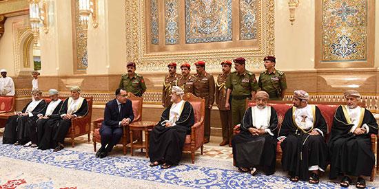 رئيس الوزراء يعرب عن تطلع مصر لتعزيز العلاقات الأخوية والتاريخية مع الأشقاء فى عُمان