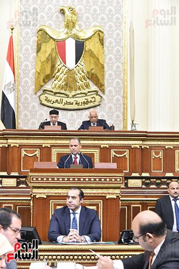 خلال الجلسه العامة