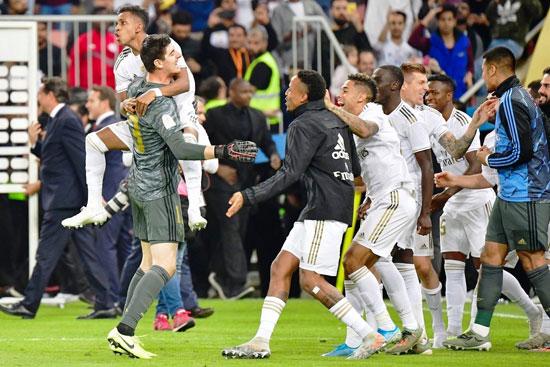 احتفال-ريال-مدريد-بالفوز